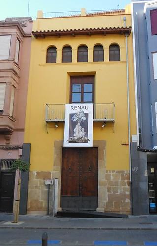 Casa Membrillera, seu de la Fundació Caixa Vinaròs