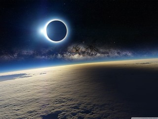 solar eclipse supermoon and equinox