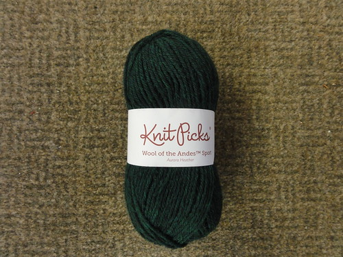Knit Picks Wool of the Andes Sport in Aurora Heather