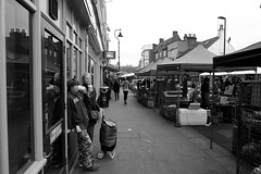 Easter Saturday on Broadway Market