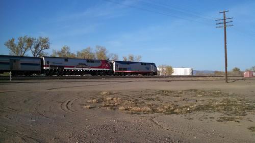 Amtrak 42 & 163