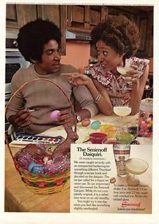 1973 Smirnoff Vodka Advertisement Newsweek April 16 1973