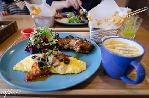 台中早午餐 | 棵枓_親子餐廳