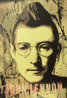 Punk'd John Lennon