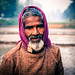 Small photo of Recipient of the Old Age Allowance, Bangladesh.