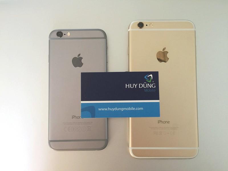 Thay Vỏ zin bóc máy iphone 6, 6+