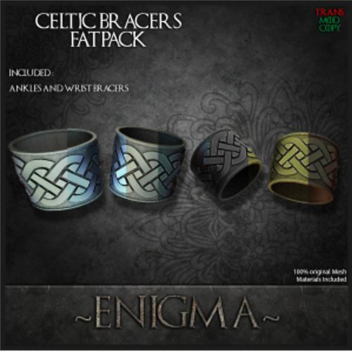 celtic bracers