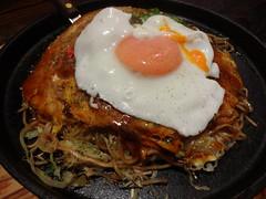 Japanese Pancake Hiroshima Cuisine @Kagetsu, Wanke…
