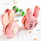 Easter Bunny Macarons