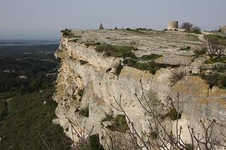Provence : Les Baux de Provence