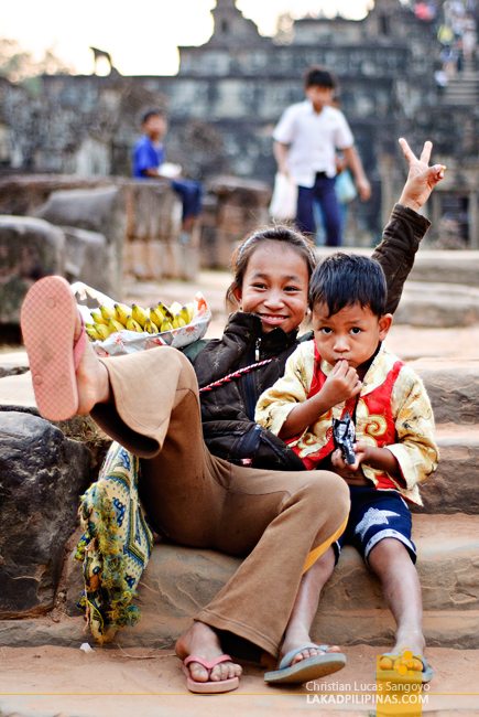 Bakong in Rolous, Siem Reap