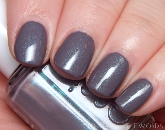 essie cashmere matte coat couture with top coat