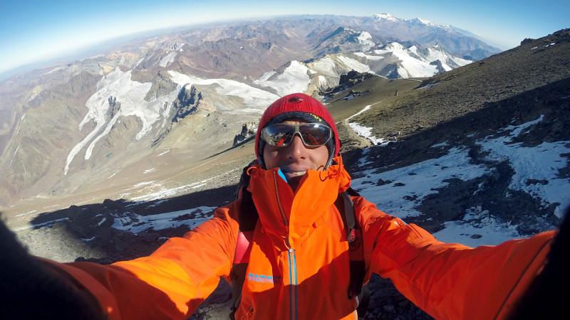 Προς την κορφή του Aconcagua | Photo: Karl Egloff
