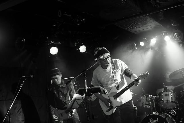 ファズの魔法使い live at Outbreak, Tokyo, 29 Mar 2015. 328