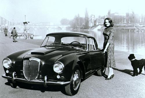 LHA042 - Aurelia B 24 Convertible 6. Serie 1954-1959