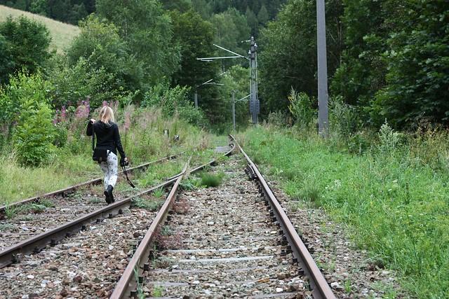 [093/365] AS Weiche | Erzbergbahn (Fotoserie II)