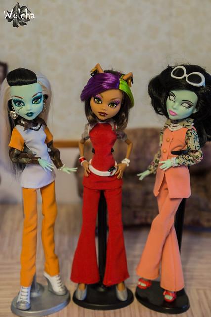 Monster high girls
