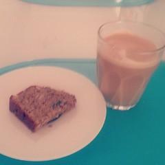 #coffeetime #coffeefix #coffeeswag #coffeeporn #latte #coffeenerd #coffeelove #coffeelover #coffeebreak#afternooncoffee #nutbread #nespressocreations #coffeeglass #nespresso #indriyafromindia