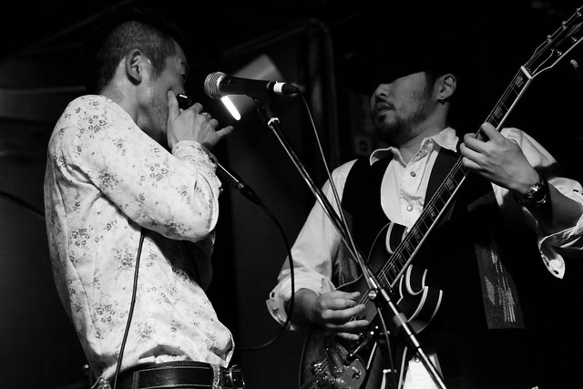 Los Blues Perfunos live at Powers 2, Kawasaki, 04 Apr 2015. 183