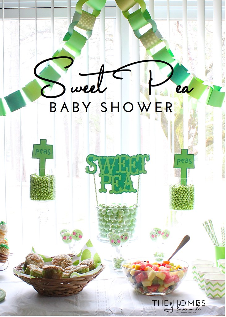 Sweet Pea Baby Shower 001
