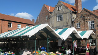 Market in York
