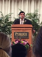 Srini at Purdue