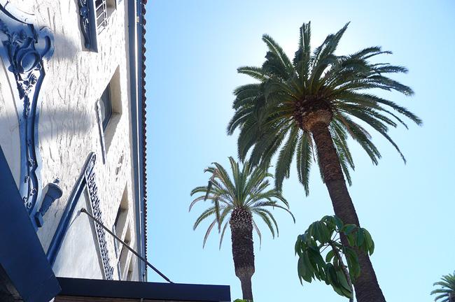 Sunny Skies, in Santa Monica