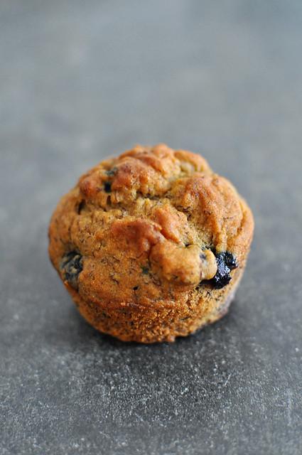 Blueberry Banana Muffin