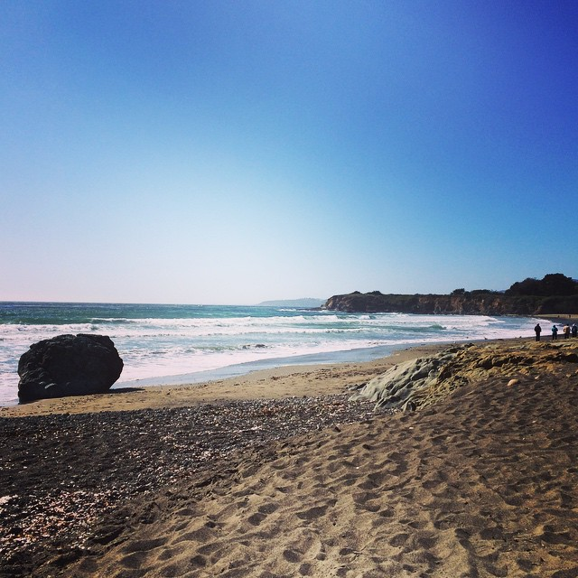 Here till Thursday. Goodbyeeeee! #familyvacation #beach #ocean #sansimeon