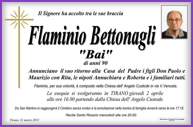 Bettonagli Flaminio