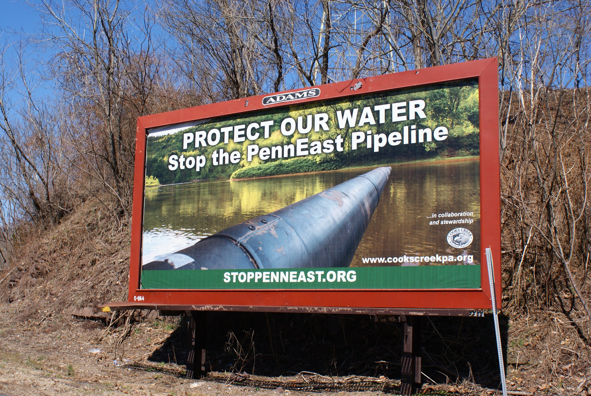 Williams Township – The Cost of the Pipeline