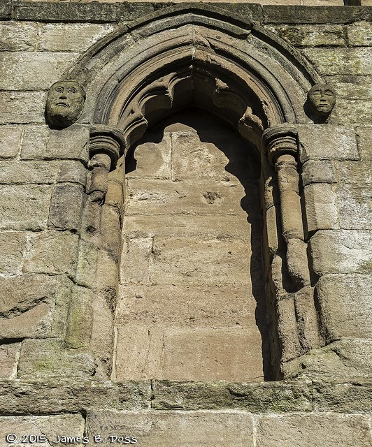 Brechin Round Tower Door