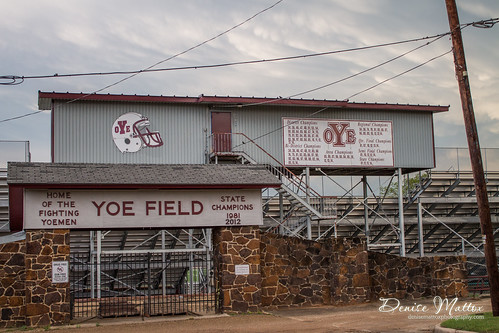 CH Yoe High School