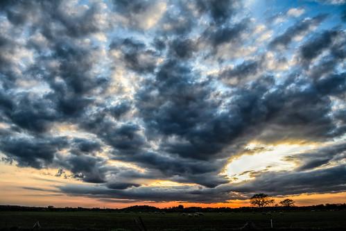uk sunset sky weather clouds nikon skies cloudy atmosphere gb waterdroplets icecrystals cloudscapes breakingup d7100 nikonafsdxzoomnikkor1855mmf3556gedii cloudsstormssunsetssunrises
