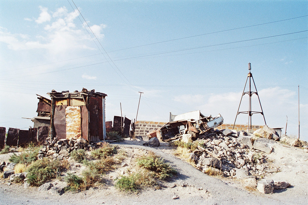 Arménie - Tomber sous le charme - Nature morte