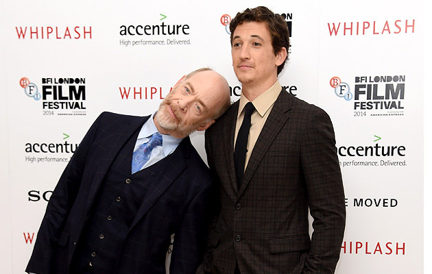 jk-simmons-miles-teller-whiplash-london-film-festival