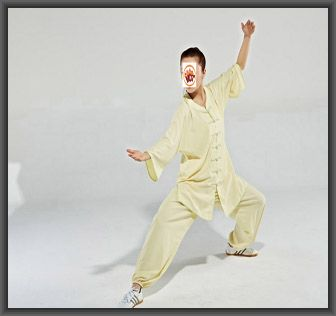 Cotton Spandex Blend Tai Chi Suits/Meditation Suits