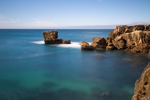 sea cliff portugal canon waves lisboa lisbon ngc pt cascais 6d longtimeexposure 2015 canonef1635f4lis