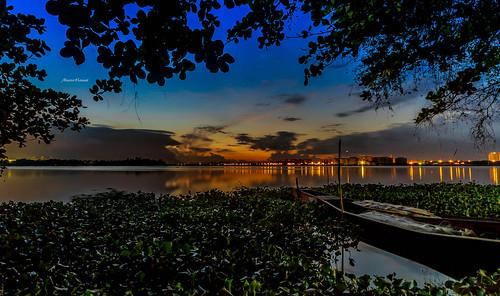 brazil brasil riodejaneiro sunrise natureza alvorada noturnas longaexposição nascerdosol lagoademarapendi lagoadabarra lagoadejacarepaguá lagoasdoriodejaneiro lagoadecamorim
