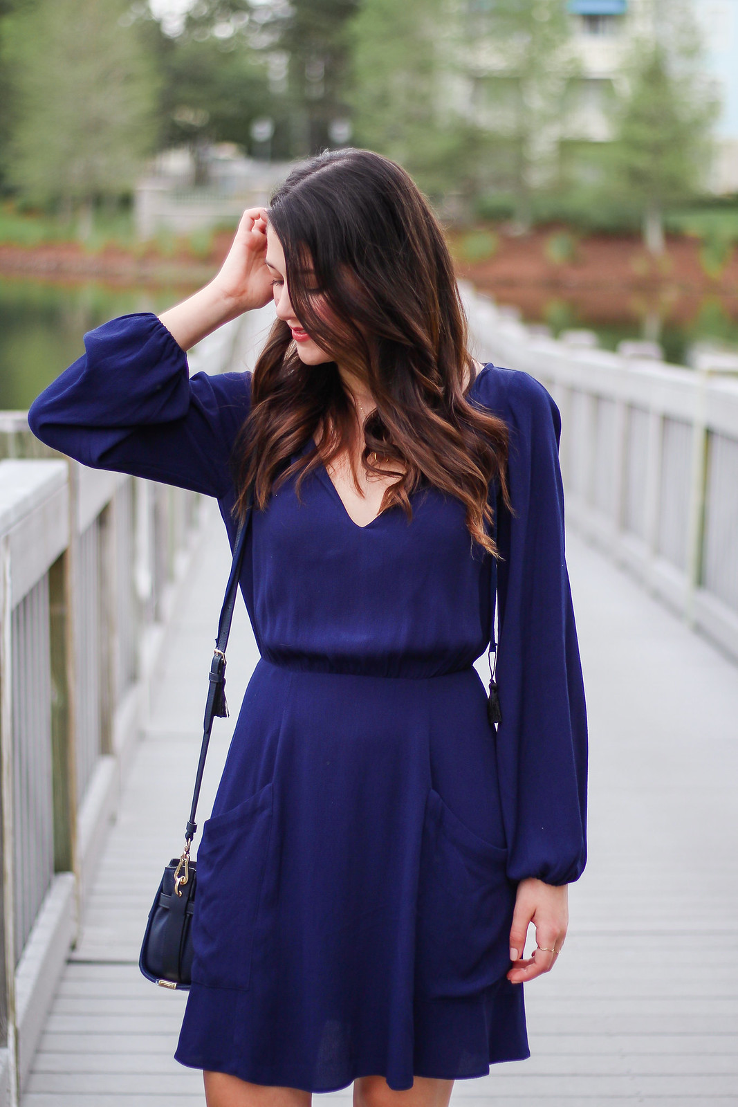 Reformation Dress Blogger