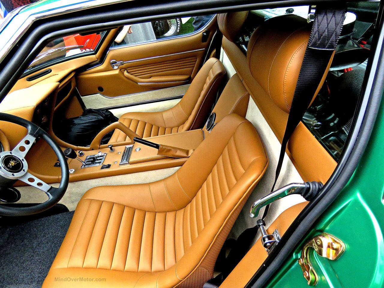 Lamborghini Miura SV PoloStorico Restoration 5