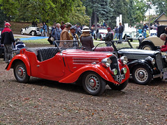 Škoda Popular 'Monte Carlo' 1936