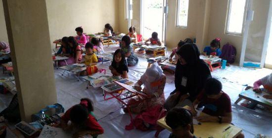 Hari Lingkungan Hidup Sedunia Bimbel Wilber Bandar Lampung Gelar