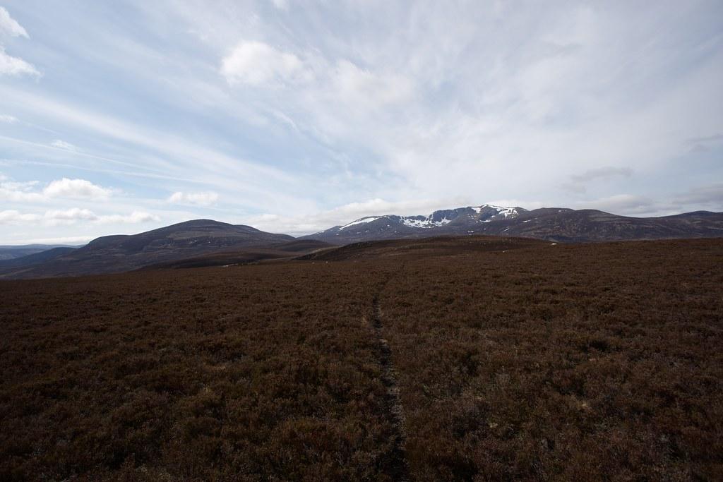 Conachcraig and Lochnagar