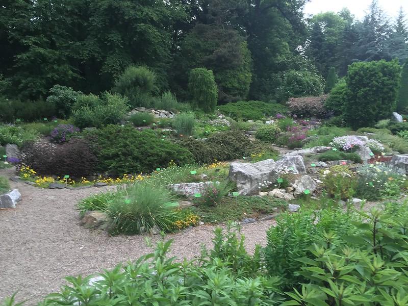 Poland, Wroclaw Botanical Garden