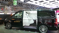 mercedes-benz viano(0.0), minibus(0.0), compact car(0.0), automobile(1.0), van(1.0), sport utility vehicle(1.0), vehicle(1.0), minivan(1.0), mercedes-benz v-class(1.0), auto show(1.0), mercedes-benz vito(1.0), land vehicle(1.0), luxury vehicle(1.0),