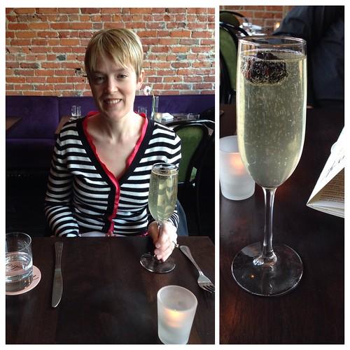 Celebrating at Aventura