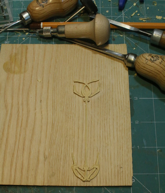 Applied carving - WIP