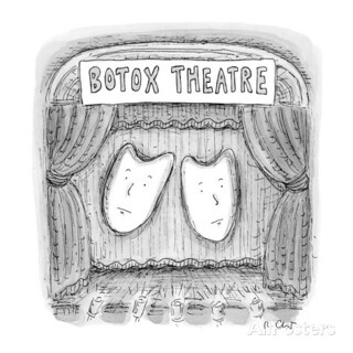 roz-chast-botox-theatre-new-yorker-cartoon
