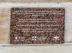 Photo of Stone plaque № 39346